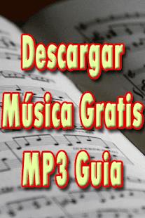 Descargar Música Gratis A Mi Celular MP3 Guía - náhled