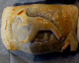 Photo: Year 2 Day 141 -  What's for Dinner - Roo Pie #2