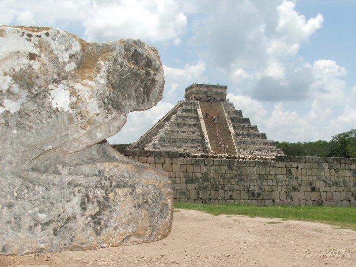 Piramide in bocca di guido