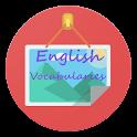 English Vocabulary PicVoc icon