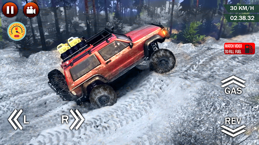 Offroad Xtreme 4X4 Rally Racing Driver 1.0.8 screenshots 1