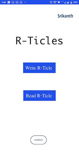 R- Ticles screenshot 5