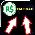 Free Robux Calculator Pro 100% icon