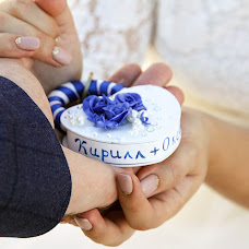 Wedding photographer Mariya Mysenkova (MariaM). Photo of 10.12.2017