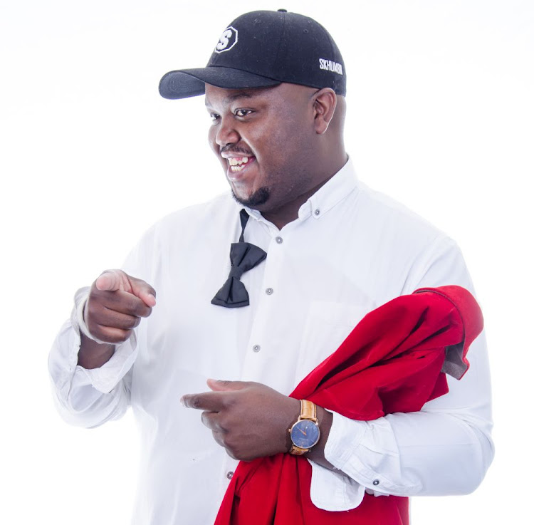 Skhumba Hlophe will present his new show at the Boardwalk on Saturday