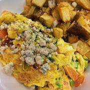 Three Egg Omelets - Cobb