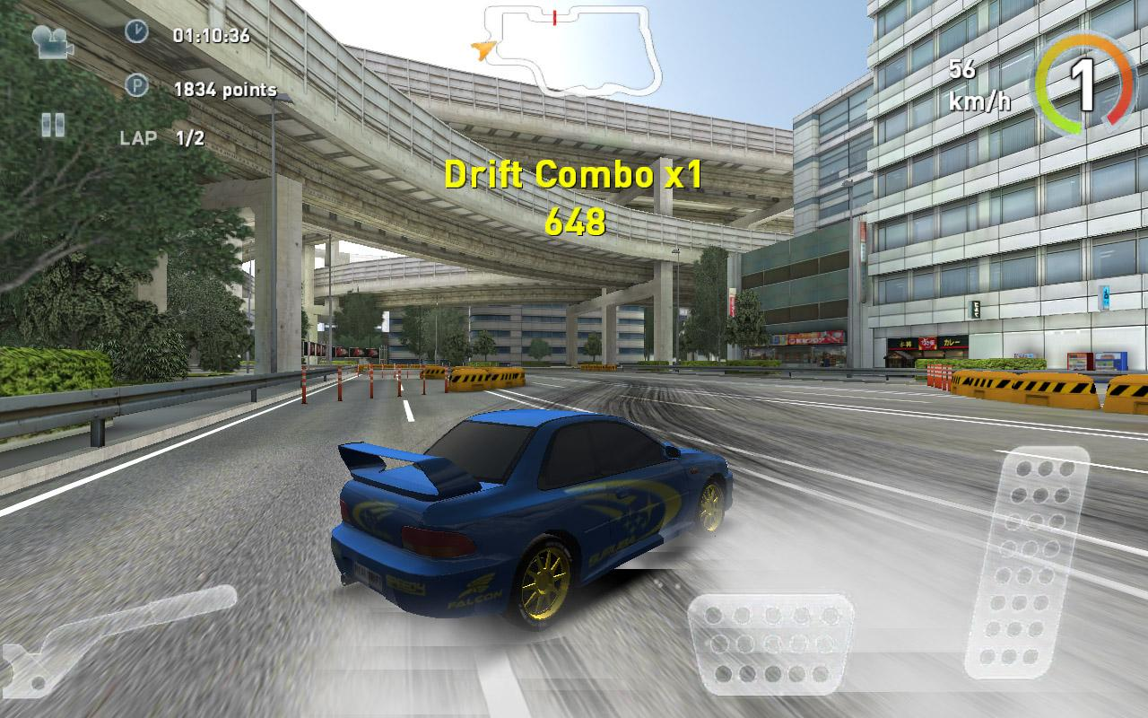 Real Drift Car Racing- screenshot