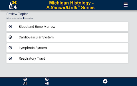 Cardiovascular & Lymph. System screenshot 10