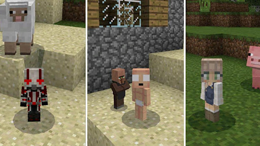 Baby  gamer Mod for MCPE 4.3 screenshots 1