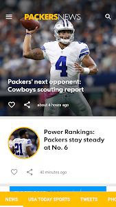 packersnews.com Packers News screenshot 0
