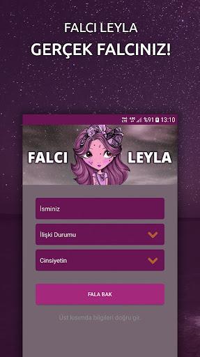 Falcı Leyla - Ücretsiz Fal Bak 1.2 screenshots 1