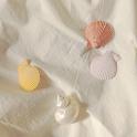 [메리골드] 파스텔 조개 카카오톡 테마 icon