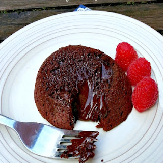 Copycat Red Lobster Lava Cake.