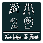 Fun Ways to Think - Pics to Words Quiz Game
