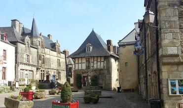 Photo: Rochefort en Terre