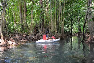 Half-Day Trip to Blue Lagoon at Klong Sra Kaew with Kayaking & ATV