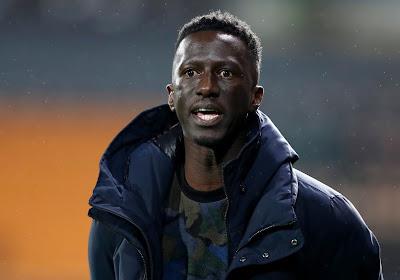 """Mbaye Leye niet in paniek na 3 op 12: """"Er zit lineaire groei in onze manier van spelen"""""""