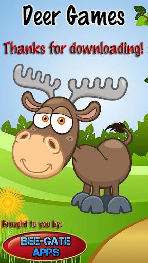 Deer Games for Kids Free
