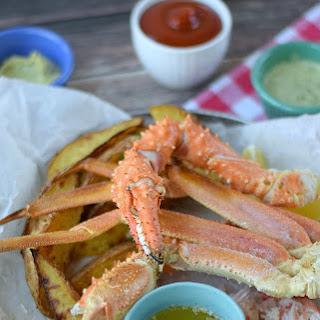 Wild Alaskan Crab Legs