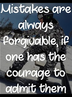 Snowboard Motivational Quotes - náhled