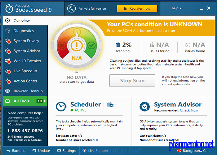 Auslogics BoostSpeed Free Download