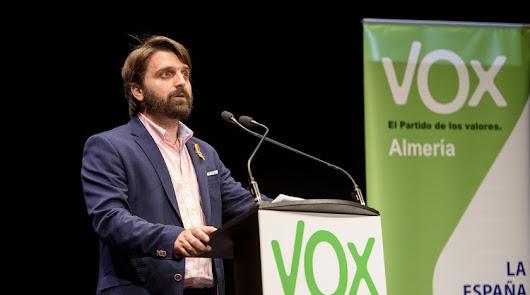 Juan Francisco Rojas, concejal de Vox, se ha recuperado del coronavirus