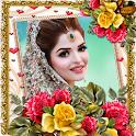 Lovely Flower Photo Frame icon