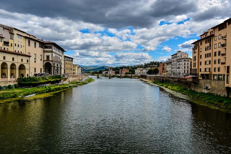 Arno da Ponte Vecchio di cobiphoto