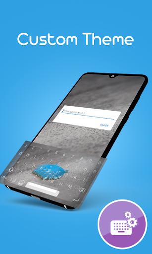 Frozen Keyboard - Unicode Myanmar 3.4.7 screenshots 6
