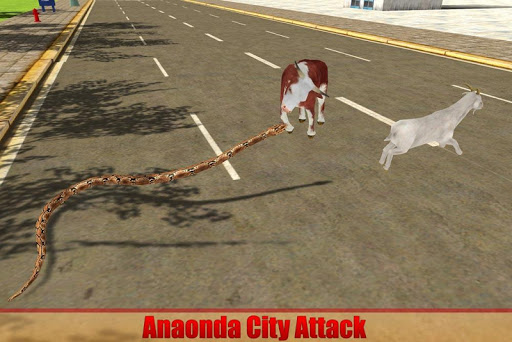 Anaconda Rampage: Giant Snake Attack screenshots 3