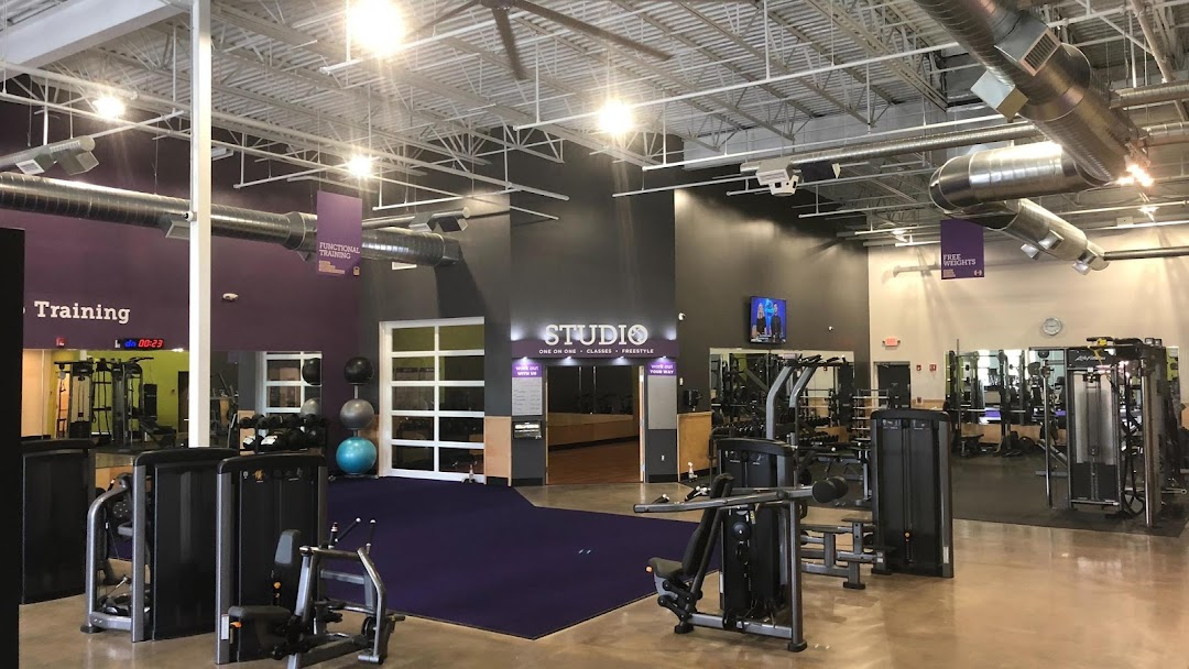 Anytime Fitness Health Club In Northborough Crossing