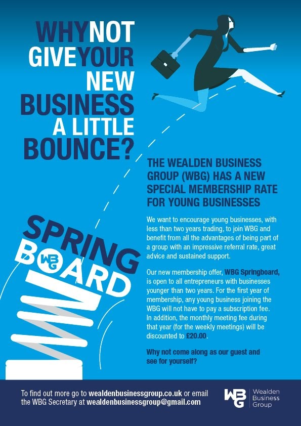 Wealden Business Group new business membership