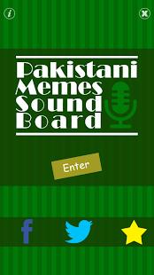 Pakistani Memes Soundboard - náhled