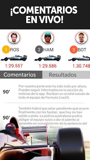 Формула 2015 Живая 24 Гонки скачать на планшет Андроид