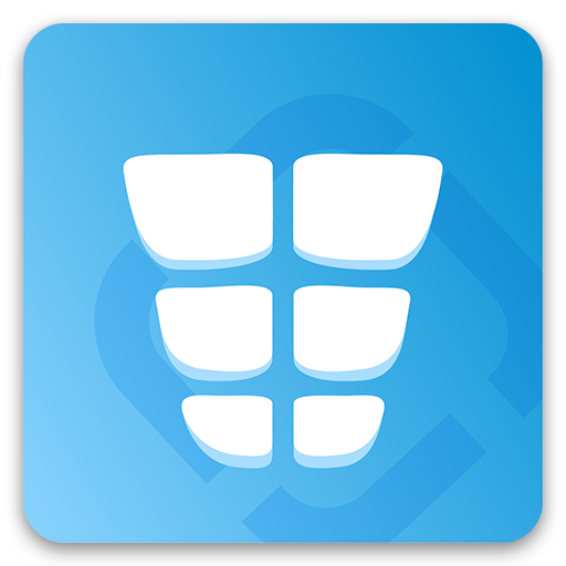 Runtastic Six Pack Abs Workout & AbTrainer Icon