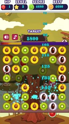 Fruits Fever Quest - screenshot