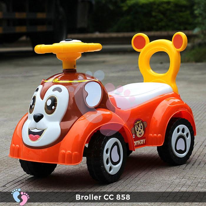 Xe chòi chân Broller CC-858 8