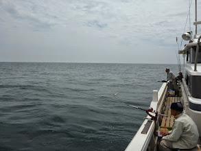 Photo: 最高の釣り日和。