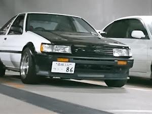 カローラレビン AE86 のカスタム事例画像 速いっぽいハチロクさんの2020年02月06日07:35の投稿