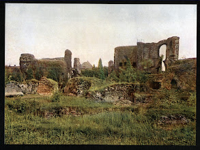 Photo: Kaiserpalastruinen in Trier (Kaisertherme)