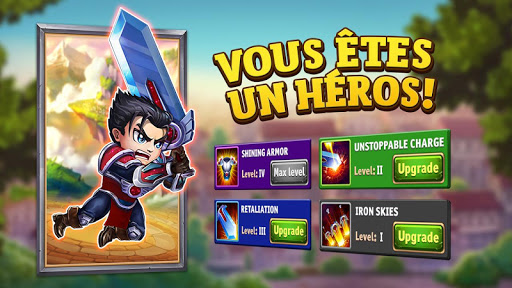 Hero Wars  captures d'écran 1