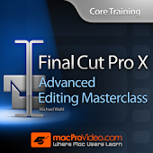 Masterclass Course For FCPX