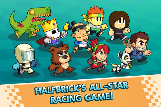 Battle Racing Stars - Multiplayer Games android2mod screenshots 5