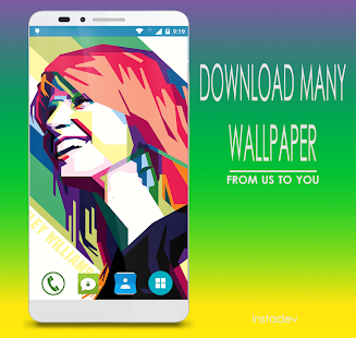 Hayley williams wallpaper android apps on google play hayley williams wallpaper screenshot thumbnail hayley williams wallpaper screenshot thumbnail voltagebd Gallery