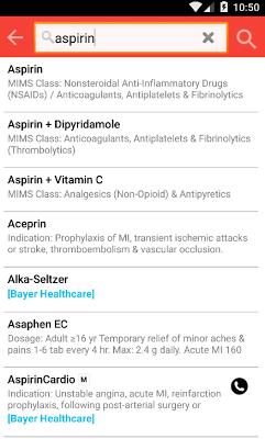 MIMS Việt Nam - Drug Information, Disease, News - screenshot