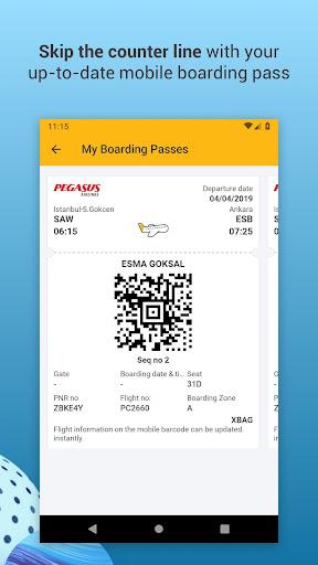 Pegasus Airlines screenshot 7