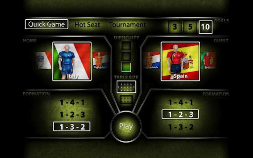 Foosball Cup screenshot 3