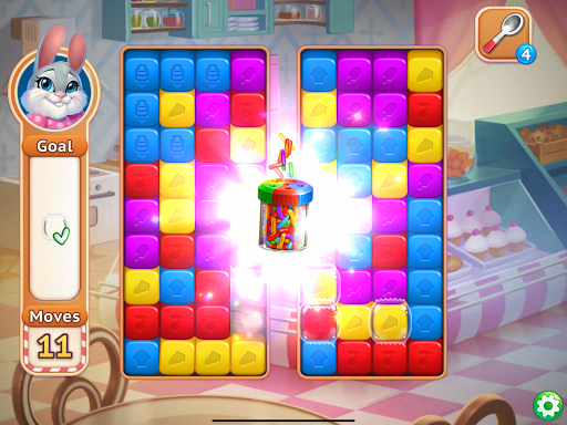 Sweet Escapes: Design a Bakery with Puzzle Games screenshots 13