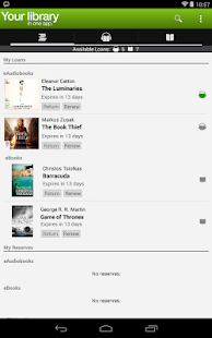 BorrowBox Library- screenshot thumbnail
