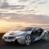 Wallpapers BMW i8 Spyder